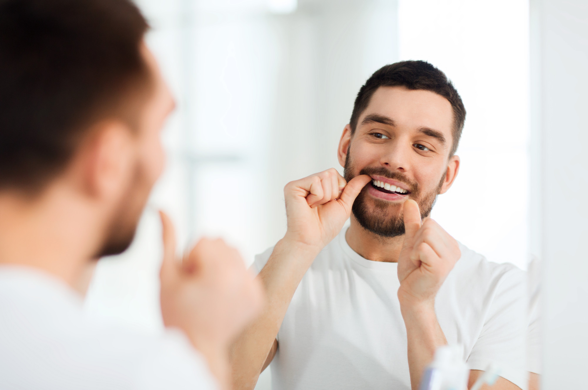 flossing mistakes
