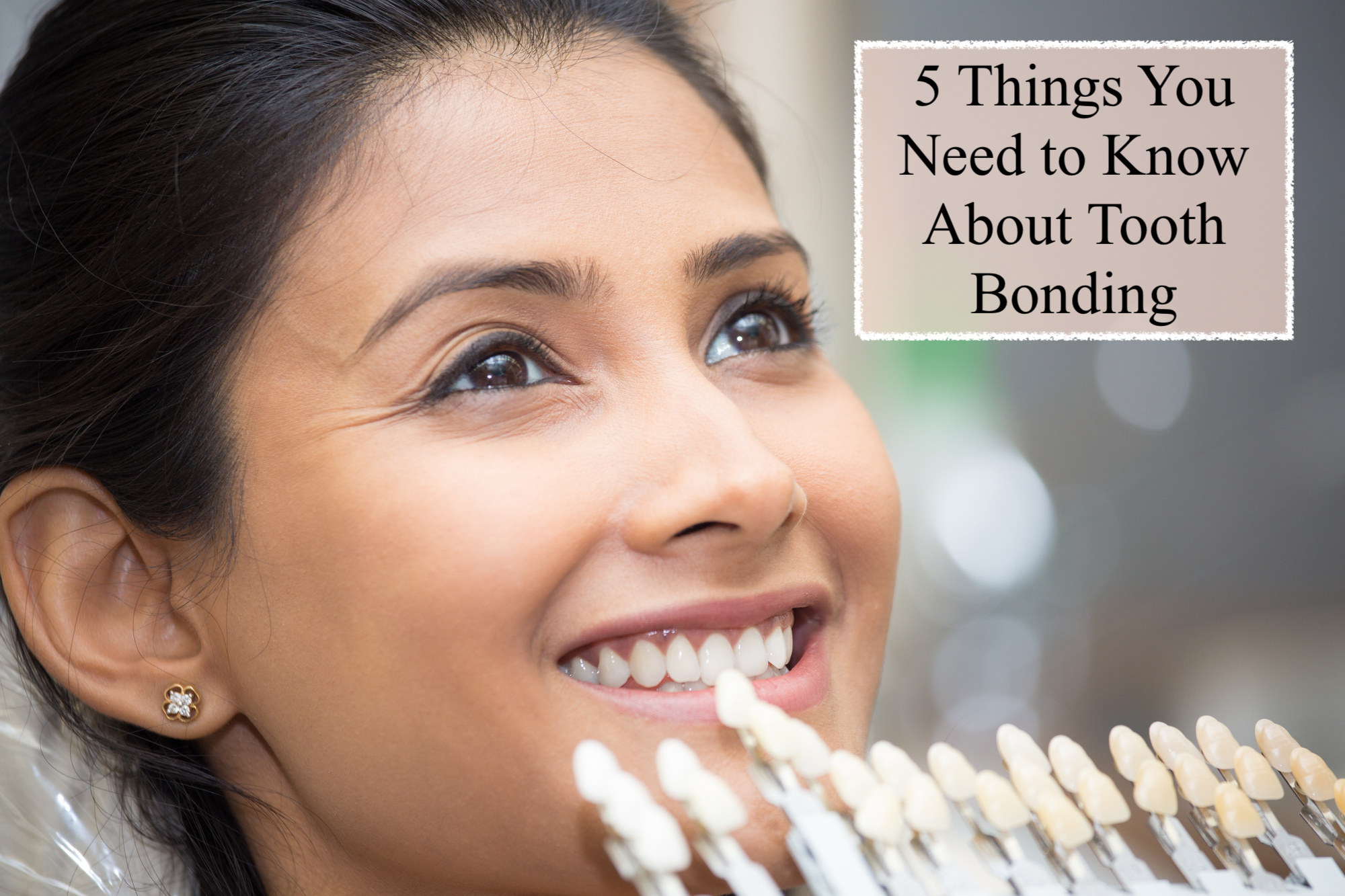 use dental bonding